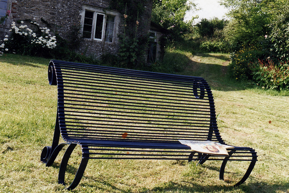 bench by frances plowden